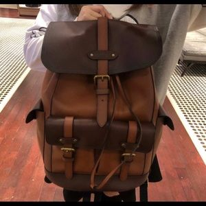 Men's Coach backpack - New